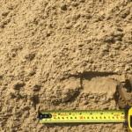 kopaný piesok Komárno